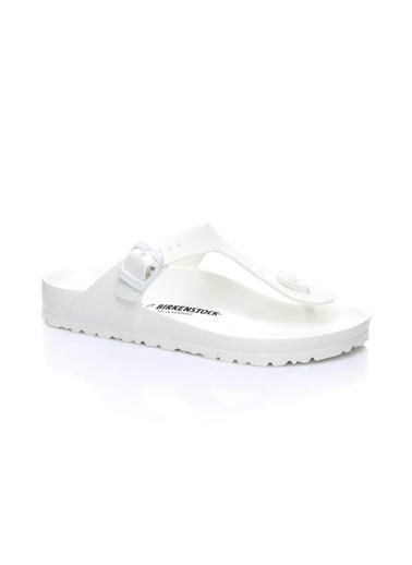 Birkenstock Sandalet Beyaz
